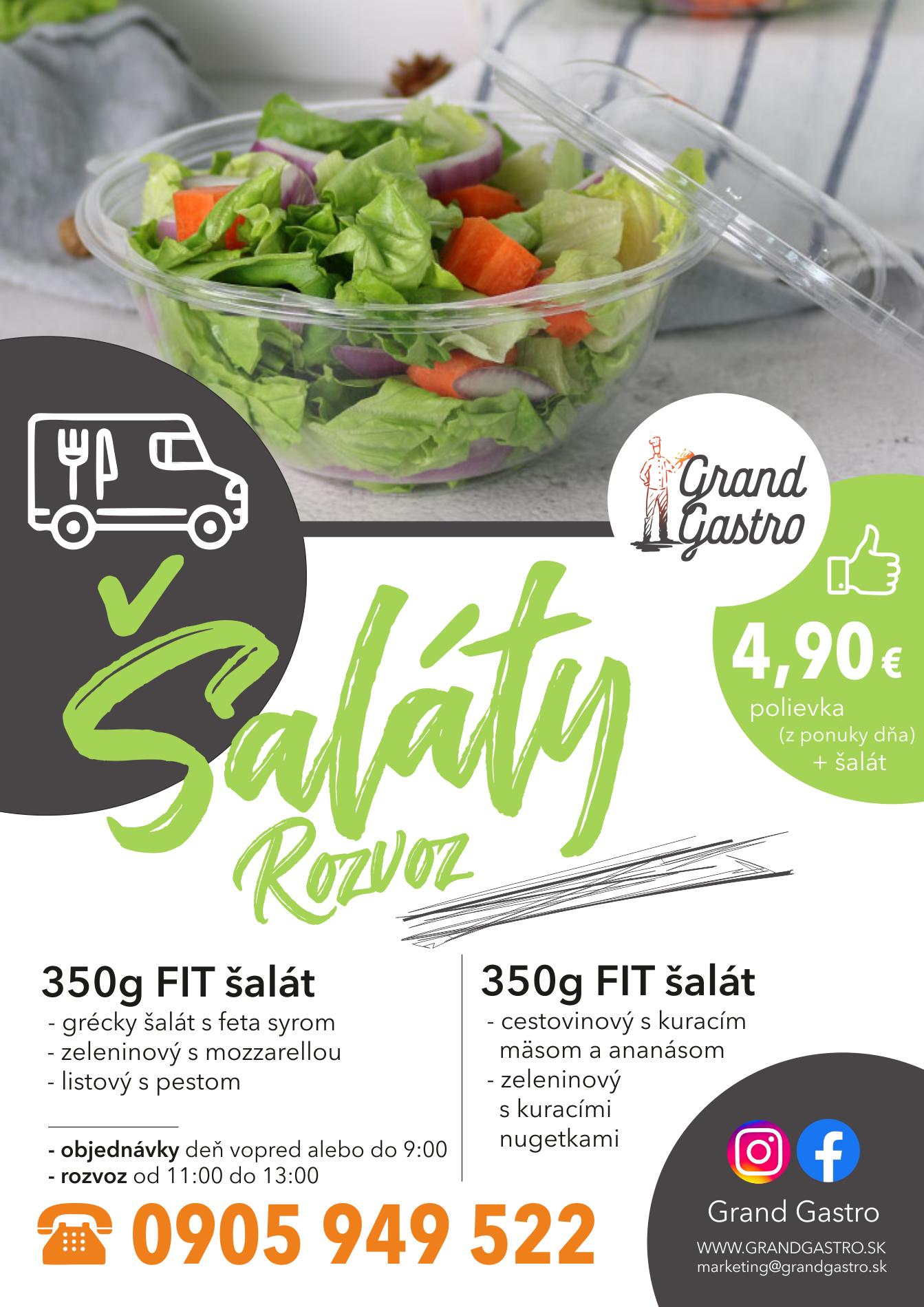 rozvoz GALANTA_salaty